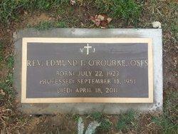 Rev Edmund F O'Rourke