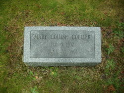Mary Louise Collier