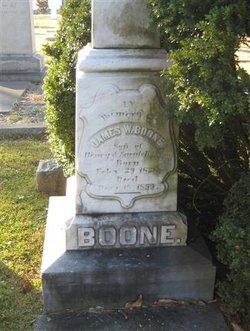 James W Boone