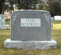 Ethel Lura <I>Foss</I> Bodwell
