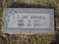 """J. T. """"Jay"""" Yandell"""
