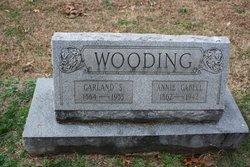 Anne <I>Cabell</I> Wooding