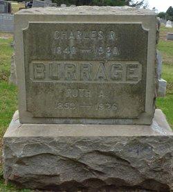 Charles R Burrage