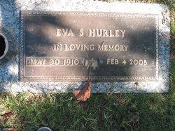 Eva <I>Snodgrass</I> Higgens Hurley