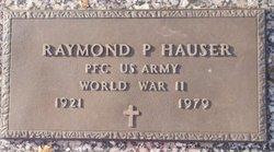 Raymond Paul Hauser