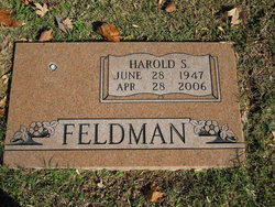 Harold S Feldman