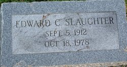 Edward C. Slaughter