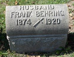 Frank Behring
