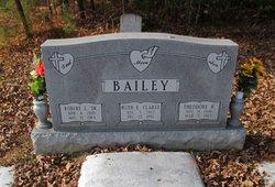 Ruth E. <I>Clarke</I> Bailey