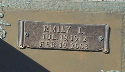 Emily Leona <I>Bagwell</I> Pittman
