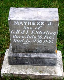 Mayress J. Sterling