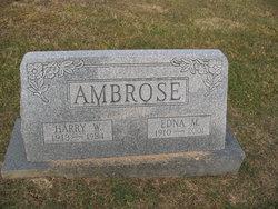 Edna M. <I>Matson</I> Ambrose