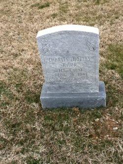 Charles Thomas Barr