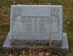 Agatha M. Arnold