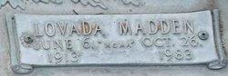Lovada <I>Madden</I> Ewing