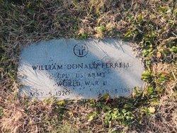 William Donald Ferrell
