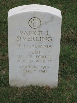 Vance L Siverling