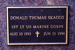 Donald Thomas Skaggs
