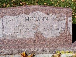 Victor Zane Mccann