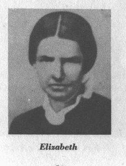 Elizabeth <I>Pafford</I> Corbitt