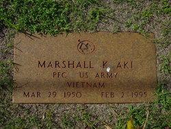 Marshall Kilohana Aki