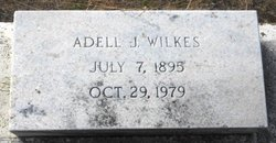 Adell <I>Johnson</I> Wilkes
