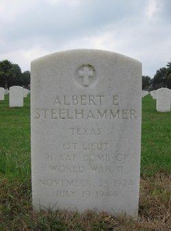 Albert E Steelhammer