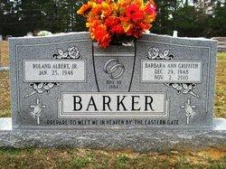 Barbara Ann <I>Griffith</I> Barker