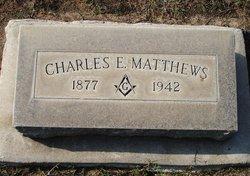 Charles Edwin Matthews