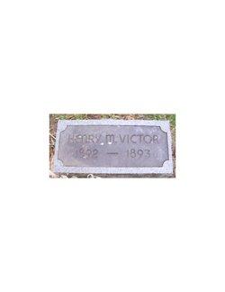 Henry Melvin Victor