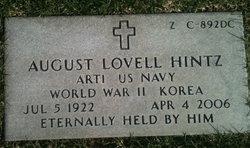 August Lovell Hintz
