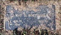 May L. <I>Linderman</I> Roettger