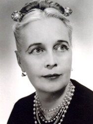 Mary Elizabeth Victoria <I>Borton</I> De Trevino