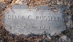 Della Elizabeth <I>Godwin</I> Russell