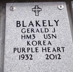 Gerald John Blakely, Sr