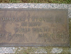 "Charles I ""Buddy"" Stover, III"