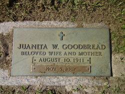 Juanita <I>Warren</I> Goodbread