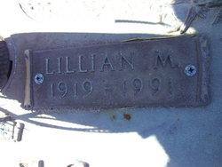 Lillian M Jones