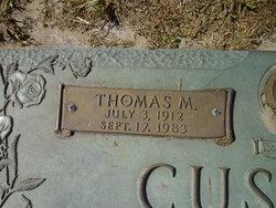 Thomas M Cushing