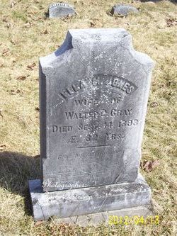 Ella M. <I>Jones</I> Gray