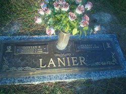 Shirley F Lanier