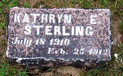Kathryn Emily Sterling