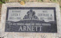 Loten Floyd Arnett