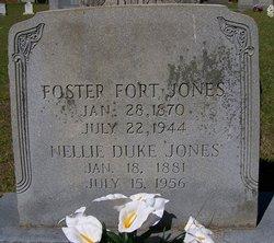 Foster Fort Jones