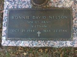 Ronnie David Nelson