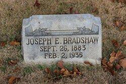 Joseph Edgar Bradshaw