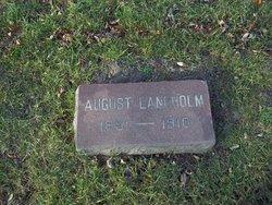August Landholm