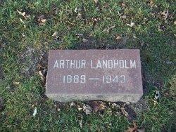 Arthur Landholm
