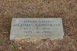 Hattie Mae <I>Michaels</I> Chronister