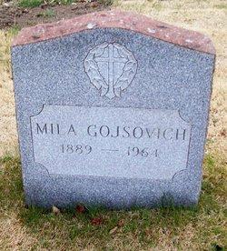 Mila Gojsovich